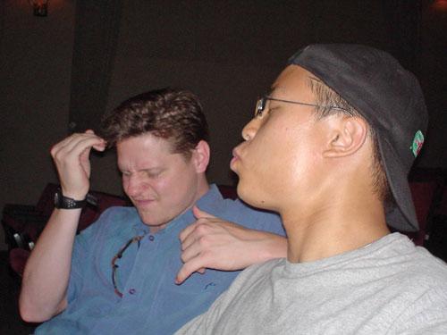 Shaun and Jin