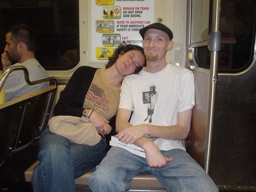 Christopher and Katie Reid