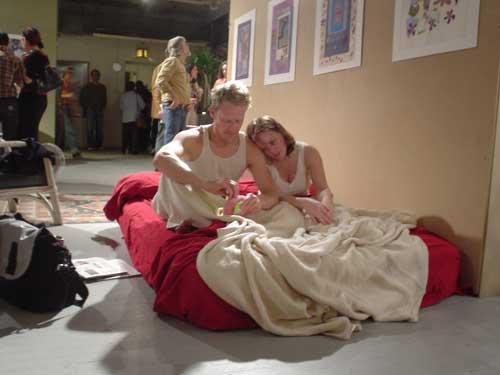 Reverie Theatre: Jason Vizza and Melanie Keller