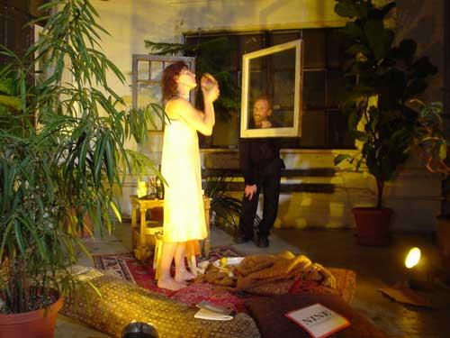 Reverie Theatre: Betsy Zajko and Gary Sugarman