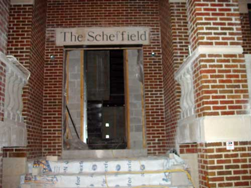 The Scheffield (sic)