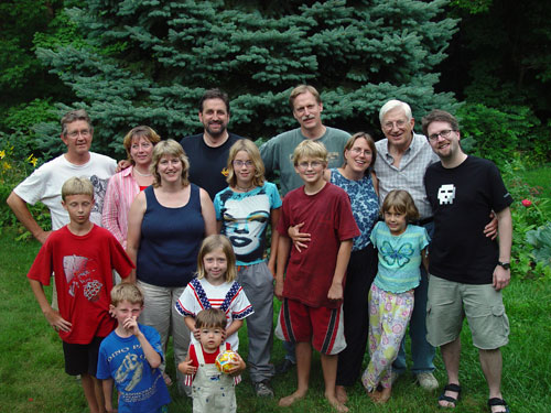Ahlrichs family