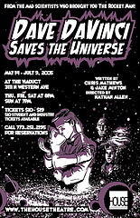 Dave DaVinci Saves the Universe