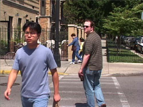 Jin Kim and Alex Farlow