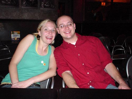 Erica and Ben