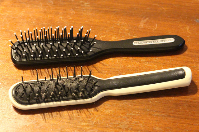 Paul Mitchell Sculpting Brush 413 old and new