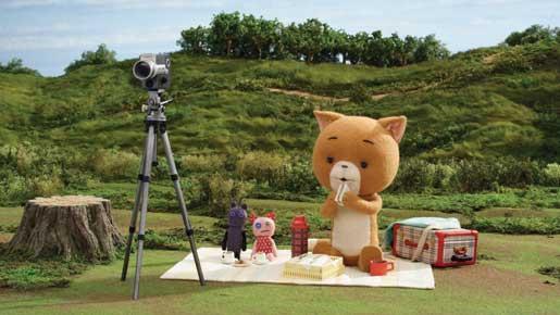 KOMANEKO dans animation komaneko_picnic