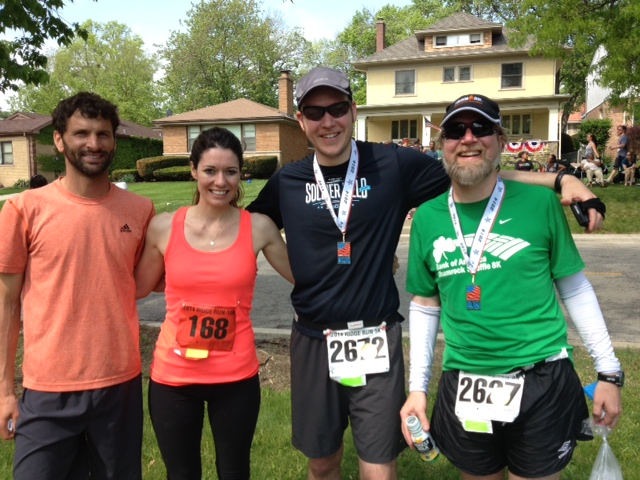 Ridge Run Awesome Finishers