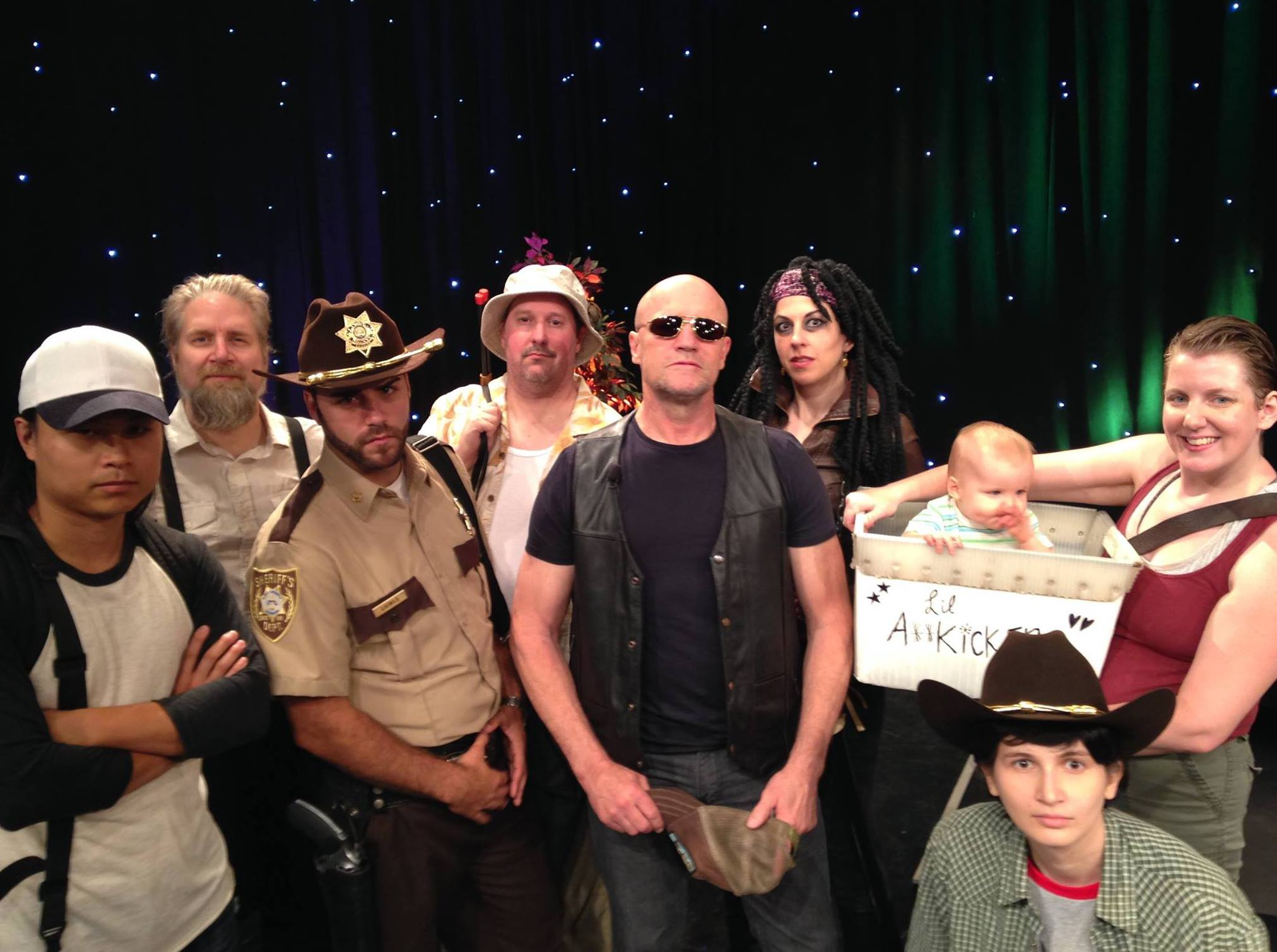 Michael Rooker and WOWMS