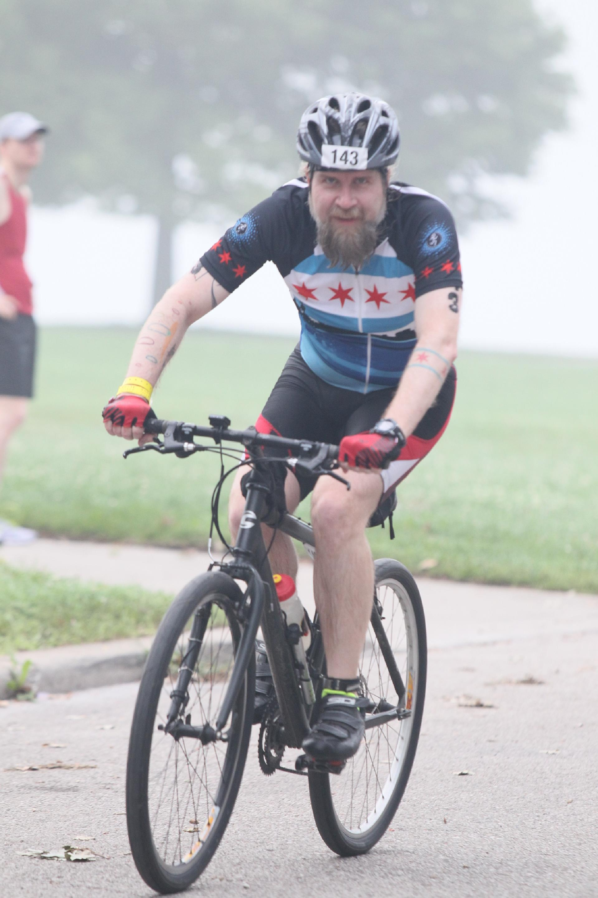 Chicago Triathlon Supersprint Bike