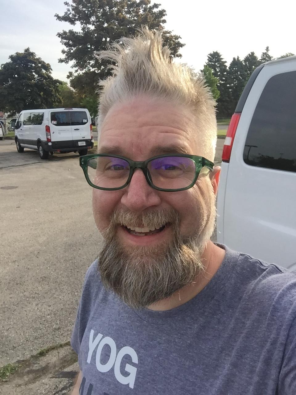 Ragnar - I'm done