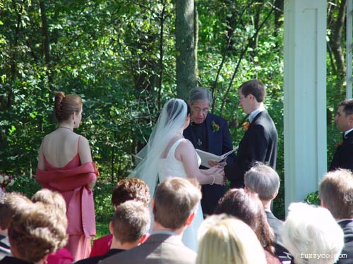 Kerianne and Bryan's wedding