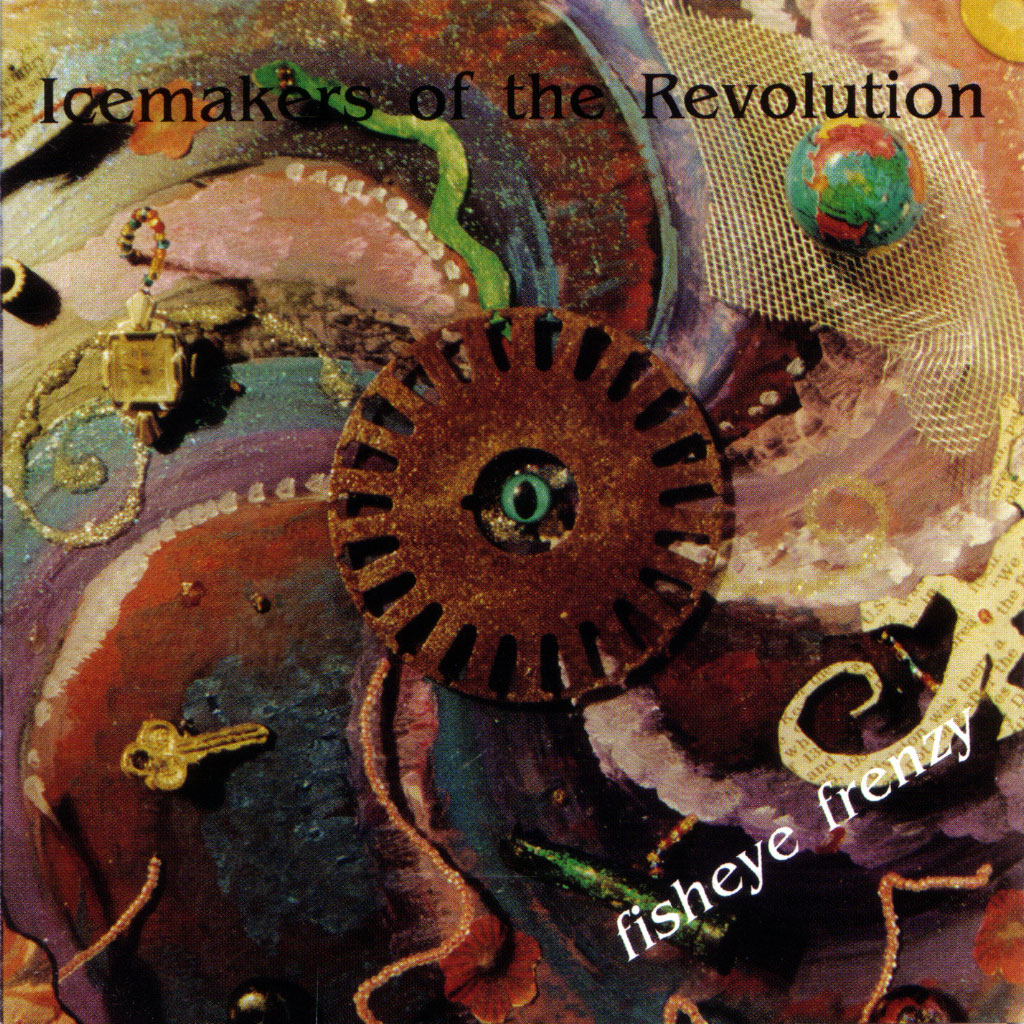 Icemakers of the Revolution - Fisheye Frenzy